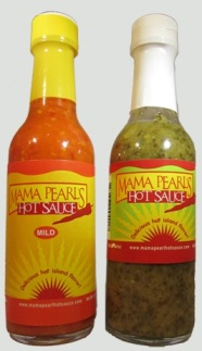 Photo credit: Mama Pearl's Hot Sauce