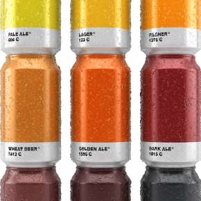 Friday Fourplay: Sous Vide Goes Wi-Fi, Pantone-Inspired Beer Cans, London's Death Row-Themed Restaurant, and Whiskey-Brewed Coffee
