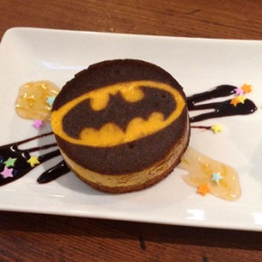 Holy Pop-Up and Sit Down! Tower Records in Tokyo Has a BatmanCafé!