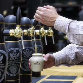 Maille Opens America's First-Ever Dijon Mustard Boutique in Manhattan