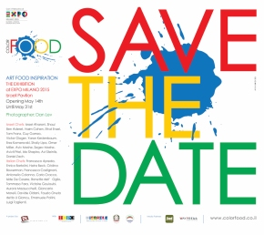 """Art and Food Converge on Expo Milano 2015 in """"Colorfood"""" Exhibition"""