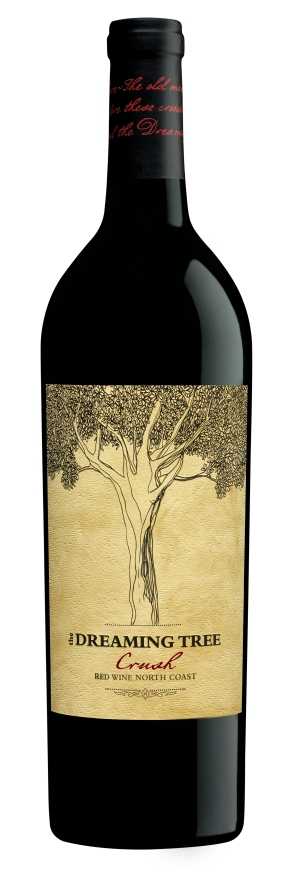 Wine Review: The Dreaming Tree Crush Red Blend2012